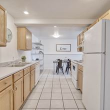 Large Kitchen/Dining Areas